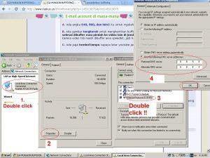 Setting Google DNS