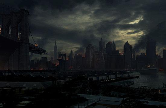 Sebuah Kota Mati