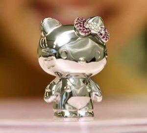 Hello Kitty Platinum
