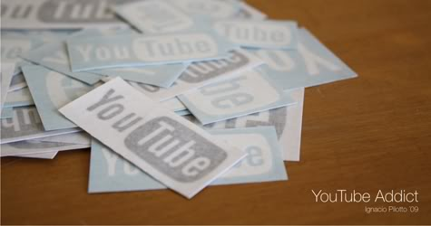 Beli Sticker YouTube