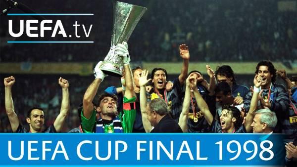 UEFA Cup Final 1998